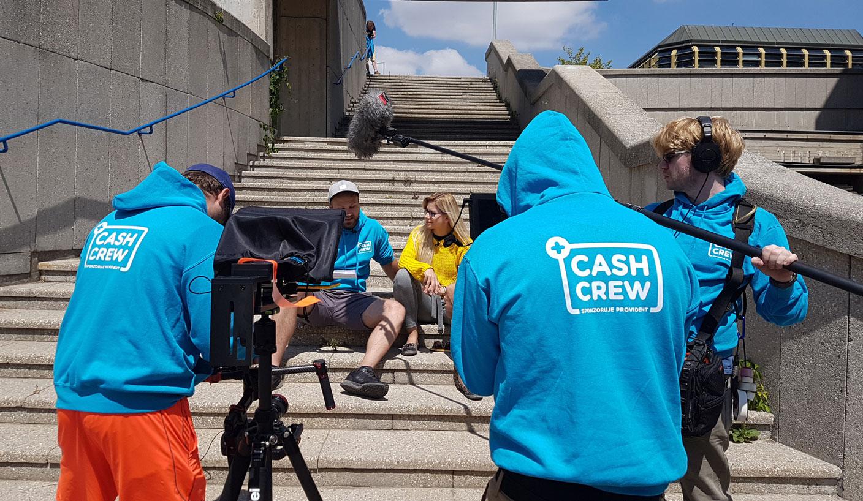 Cash Crew